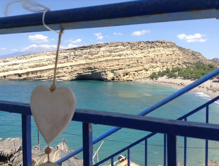 Matala Blue Apartment
