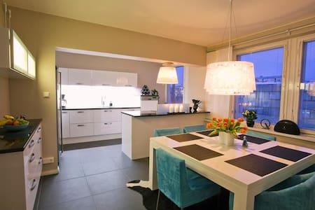 Luxurious city-centre apartment - Rovaniemi
