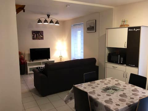 Appartement coeur de village Meyssois