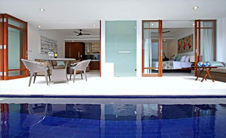 巴厘岛沙努尔别墅风格公寓