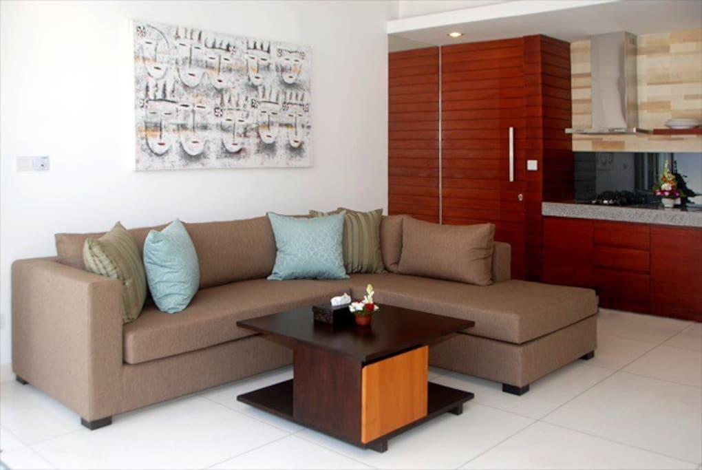 Lounge-living-kitchen