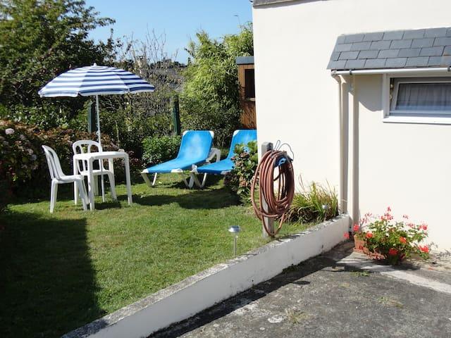 Studio/gîte for 2 p. Saint-Lunaire - Saint-Lunaire