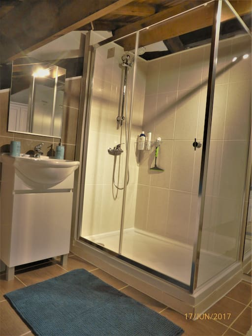 Shower Room with Large Cubicle