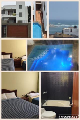 Departamento en la playa - Lurin  - Appartement