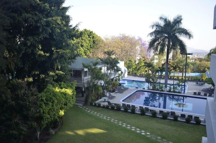Rento bonito departamento - Cuernavaca - Apartment