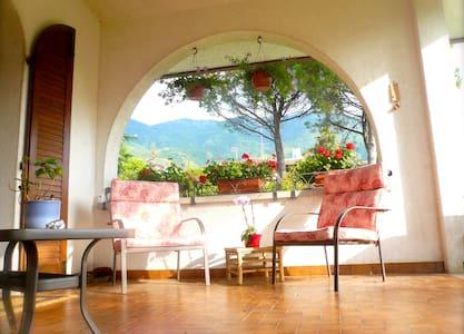 Relaxing & Scenic Mountain Villa - Caneva - 別墅