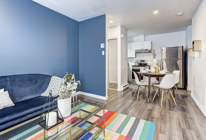 Charming 2 bedroom apartment in Griffintown