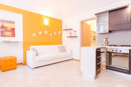 Central stylish apartment (Viacolvento Africa) - Torino - Daire