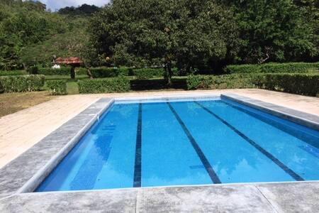 Villa Catarata vacación.
