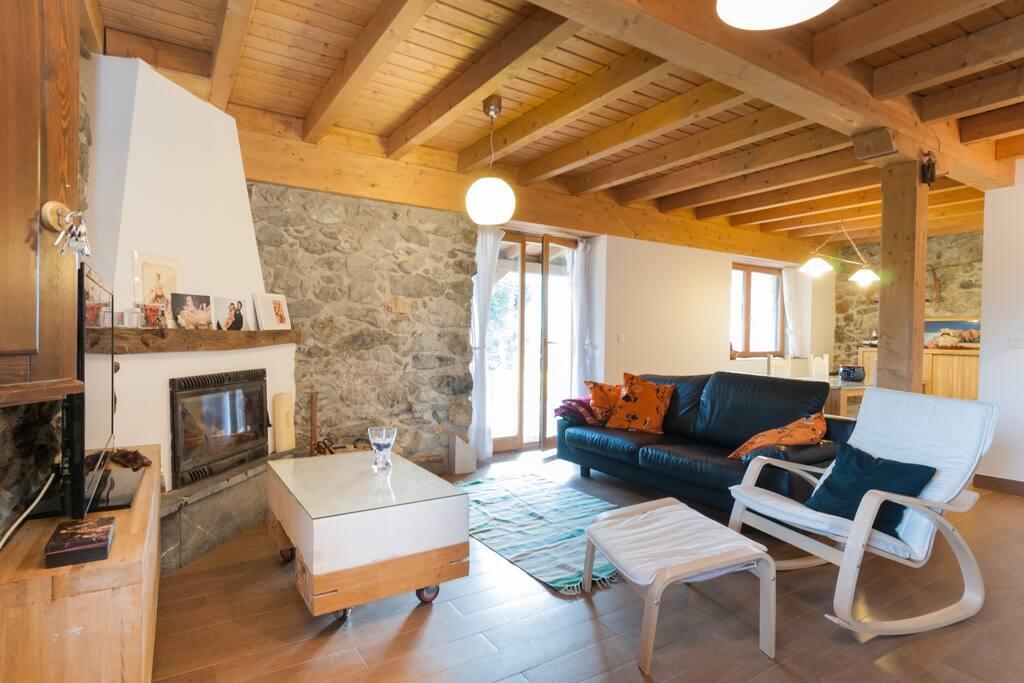 Casa entre monta as y valles magico casas en alquiler en for Arredando casa