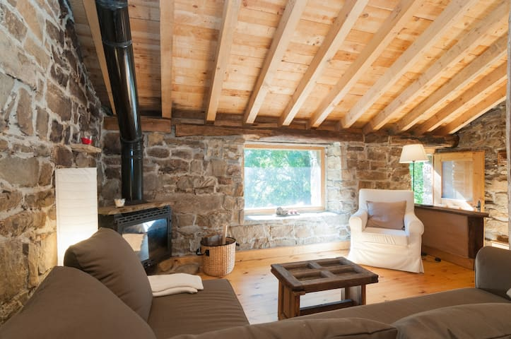 Charming huts in North of Spain 2px - San Roque - Cabin