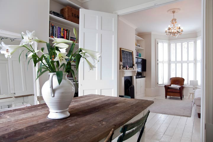 Entire 4 bed home in East Dulwich