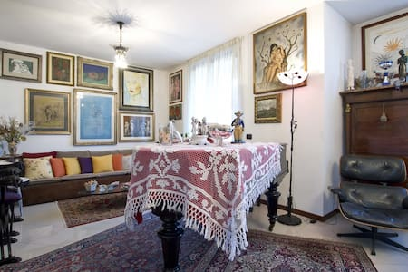 NICE VILLA NEAR MILAN FIERA room 1 - Apartmen