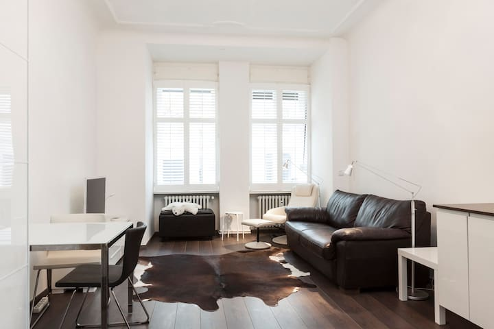 Luxury apartment in Charlottenburg