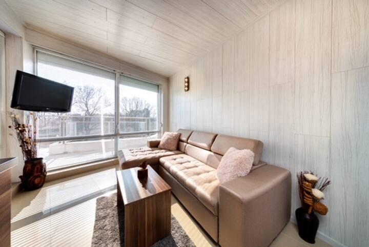 Панорамен апартамент Скалеа
