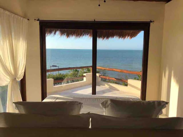 Villa Punta Coco on the beach by Love is Simple