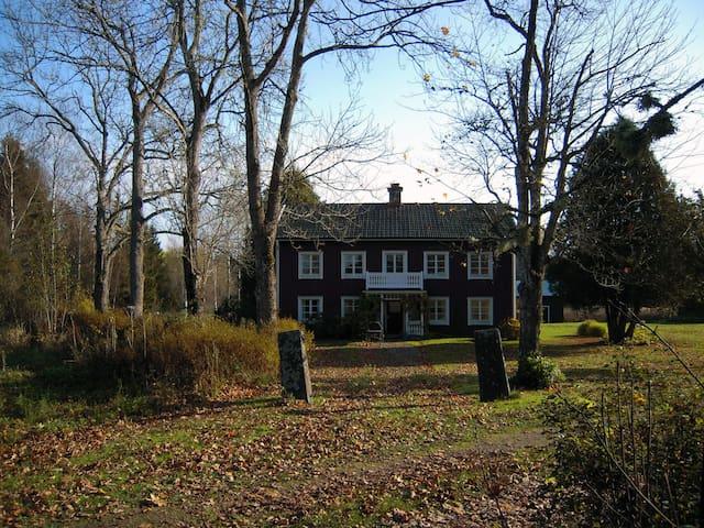 Värmlandsgården Där Ner - Sunne - House