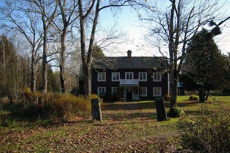 Värmlandsgården Där Ner - Sunne - Casa