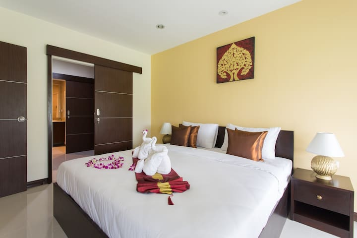 Triple Room 9 at The Lai Thai Luxury Condominiums