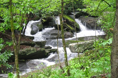 Laughing Waters Creek Cottage - Gerton - Rumah