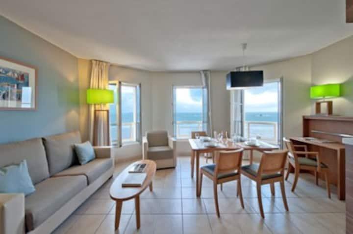 Appartement**** 40m² Splendide vue sur la mer