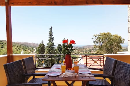 All season traditional Stone-built Villa Galanthus