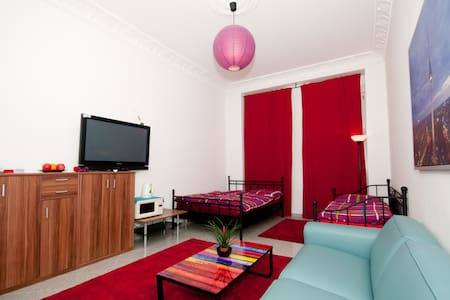 D2 - be a local - with private wc - Berlin - Apartment