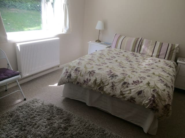 Large double room very close to Lewes station