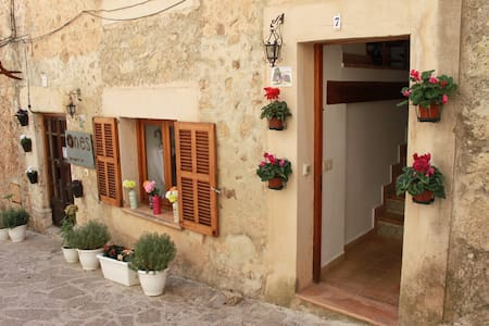 APARTMENT WITH NICE PRIVATE TERRACE - Valldemossa