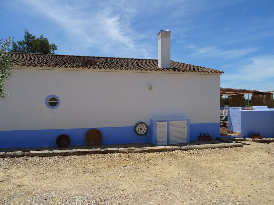 Casa De Campo Perto De Cacela Velha Cottages For Rent In