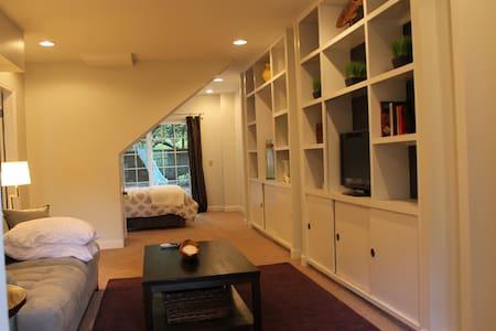 Private Studio close to everything! - Mount Pleasant - Apartment