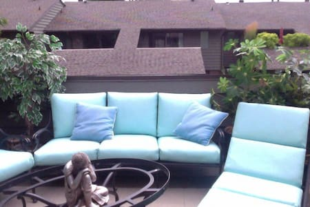 One bedroom with private bath and deck - Kelowna - Bed & Breakfast
