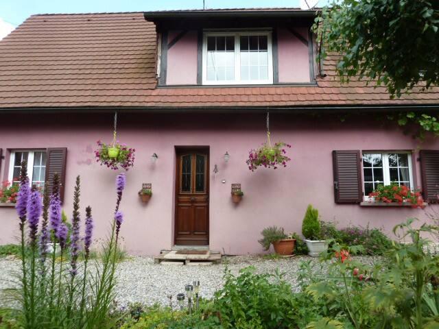 Alsace Gîte 7 personnes