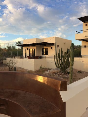 Lovely Casita with view over Bay of La Paz