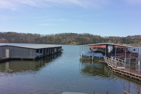 Captain's Quarter's at Spring Creek - Guntersville - Cabane