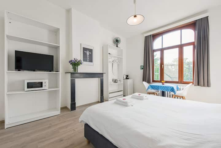 Modern Studio near the Historic Centre of Bruges