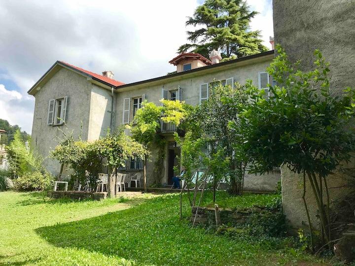 Casa Germano - Gottasecca - Alta Langa