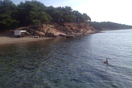 Çanakkale Saroz'da Denize 200m - Villa