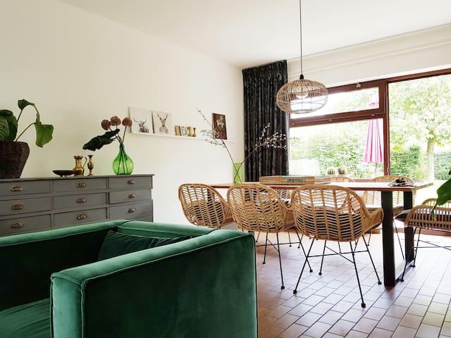 Vakantie woning/Guest house Maasland - Limburg