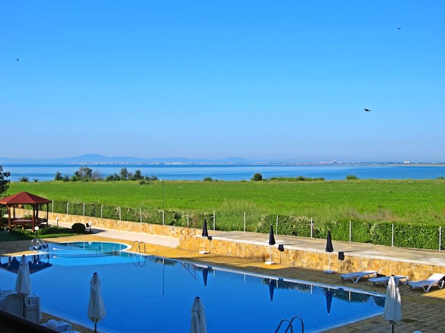 Luxury flat with panoramic Sea view - Ravda