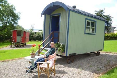 Shepherds Retreat Wales - Tilly Hut