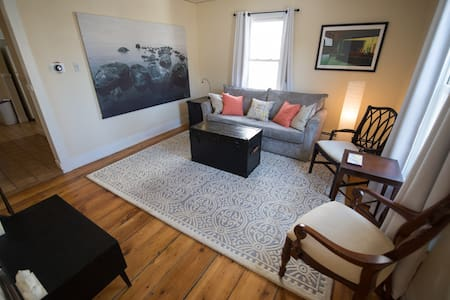 1200 sq ft ♦ West End Townhouse ♦ Walk to Old Port