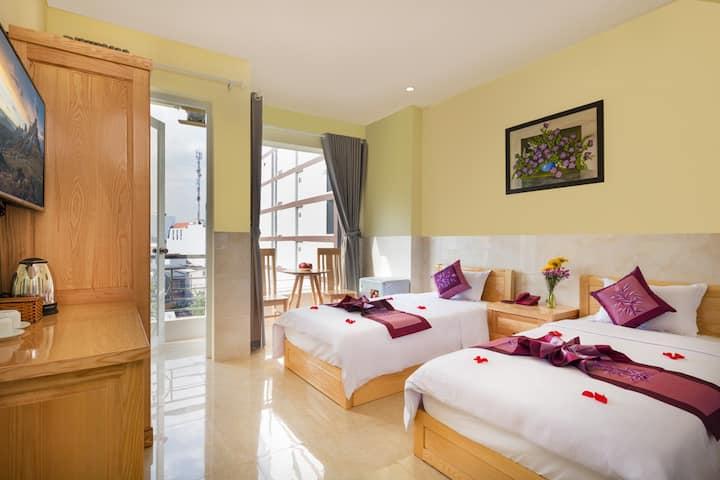 Phú Quỳnh Hotel ** Nha Trang