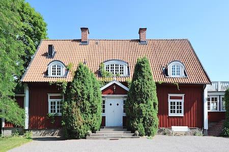 Kalkuddens Gård - Mariefred - บ้าน