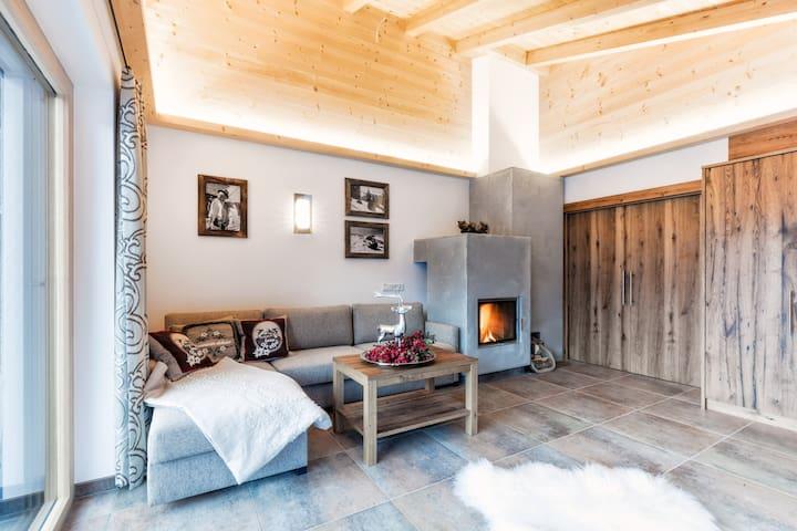 Größe trifft Komfort | Suite Liana - Gemeinde Neukirchen am Großvenediger - Huis