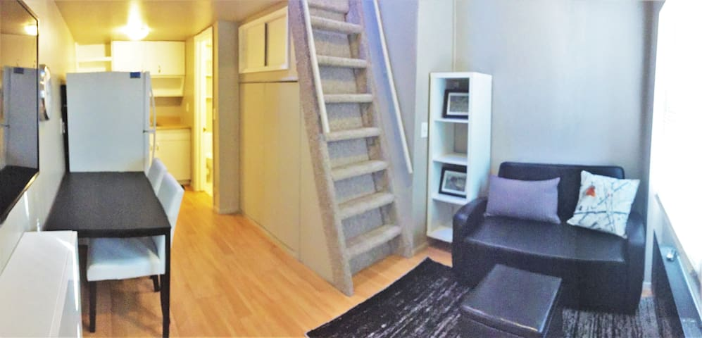 1-Bedroom Loft in South Salt Lake - South Salt Lake - Byt