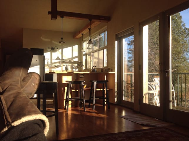 Skier's Dream Space - Bellingham - Apartamento