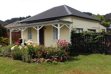 Enjoy a cosy cottage with modernised interior.