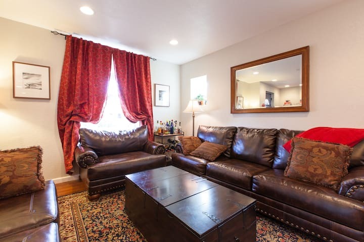 Lovely, Large Room & Bath in LoHi!