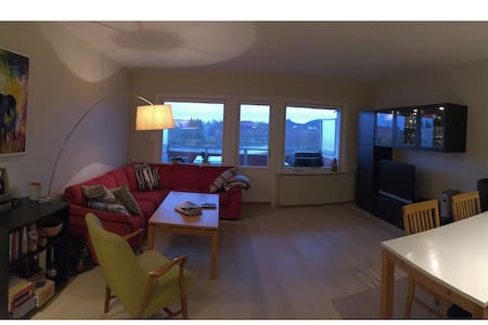 Modern apartment close to city centre - Bergen - Apartmen